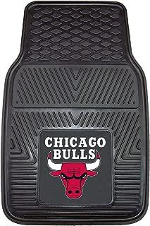 FANMATS NBA Chicago Bulls Vinyl Heavy Duty Car Mat