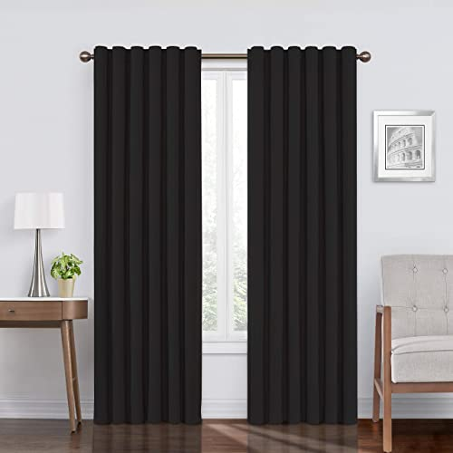 Black Velvet Curtains Amazon Co Uk