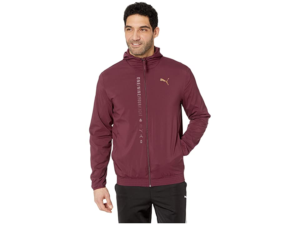 PUMA Energy Woven Jacket (Fig) Men
