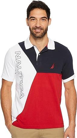 Nautica - K73703-Short Sleeve Heavy Jersey