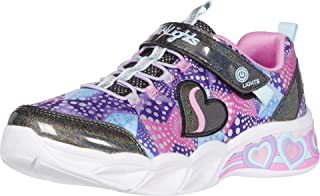 Skechers Sweetheart Lights, Basket Fille