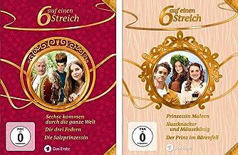 Märchenbox - Sechs auf einen Streich Volume 12+13 im Set - Deutsche Originalware [6 DVDs]