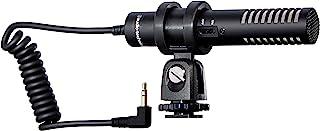 Audio-Technica PRO24-CMF - Micrófono estéreo de condensador, color negro