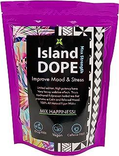 Island Dope Fijian Kava Powder 22-25% kavalactone (8oz)