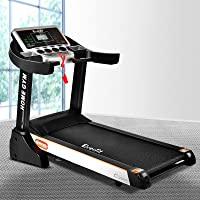 Everfit Home Treadmill 3.5HP Running Machine 15-Level Auto Incline LCD Display Folding Treadmills Cardio Workout Gym...