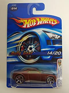 Bully Goat 2005 First Editions Hot Wheels diecast car No. 014