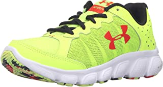 Under Armour Girls' Grade School Micro G Assert 6 Running Shoe