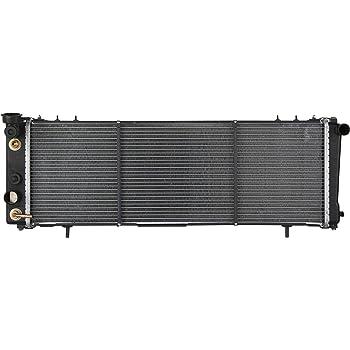 Spectra Premium CU1193 Complete Radiator for Jeep Cherokee/Pioneer/Wagoneer