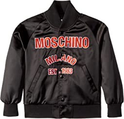 Jacket w/ Logo on Front (Little Kids/Big Kids)