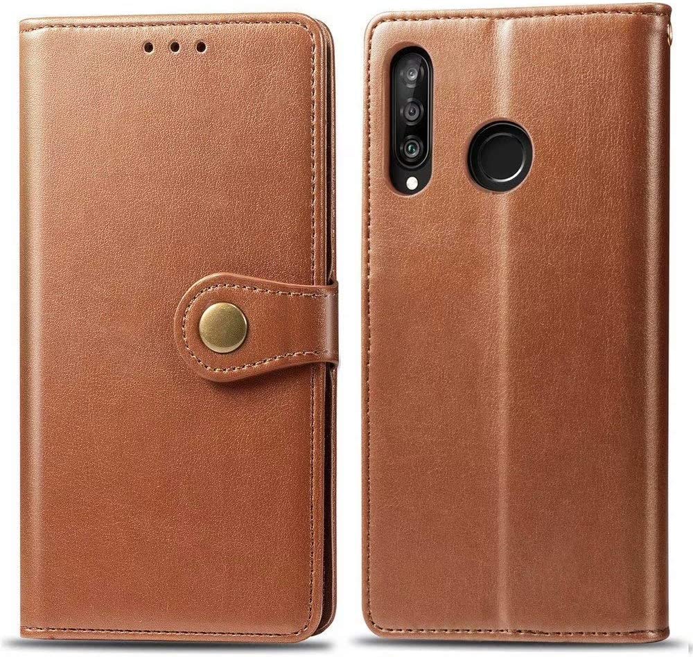 Case for Regular discount Huawei P30 Lite Abtory Flip Fol Wallet Gorgeous Leather PU