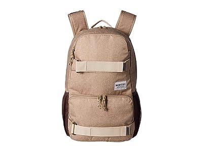 Burton Treble Yell Pack (Kelp Heather 1) Backpack Bags