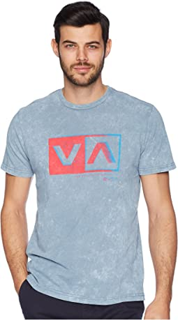 RVCA - Static Box Short Sleeve