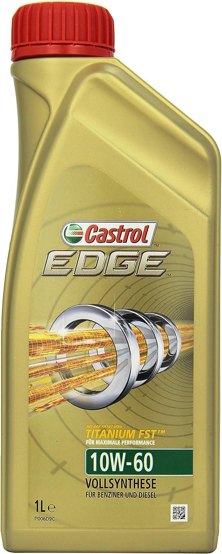 1 Liter Castrol Edge Fst 10w 60 Auto