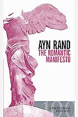 The Romantic Manifesto (English Edition) eBook Kindle