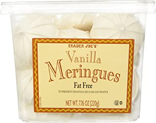 Trader Joe's Vanilla Meringues Cookies