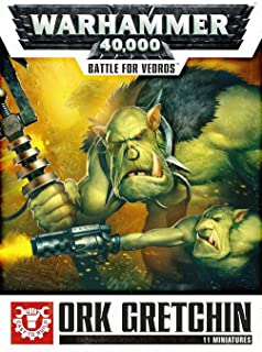 Warhammer 40,000 Battle for Vedros Ork Gretchin
