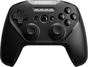 SteelSeries Stratus Duo Wireless Gaming Controller – Compatible with Android, Windows, VR, and Chromebooks – Dual-Wireless...