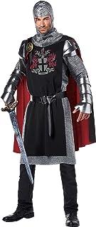 Men's Renaissance Medieval Knight Ren Faire Costume