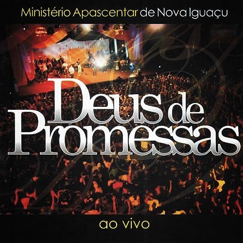 cd ministerio apascentar deus de promessas