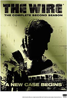 Wire, The:S2 (DVD)