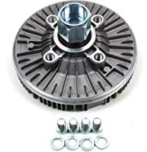 Brand New Engine Cooling Thermal Fan Clutch with A/C COMPATIBLE WITH 96-11 CHEVROLET/GMC/ISUZU/OLDSMOBILE 4.3L / 4.8L / 5.0L / 5.3L / 5.7L / 6.0L / 8.1L
