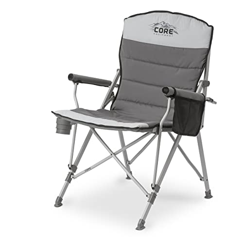 Exceptionnel CORE Equipment Folding Padded Hard Arm Chair