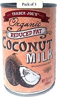 M s reduced fat coconut milk