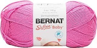 Bernat Softee Baby Yarn, 5 oz, Petunia, 1 Ball