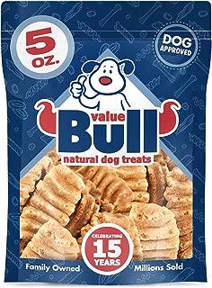 ValueBull USA Sweet Potato Crisps Dog Treats, 5 Ounce