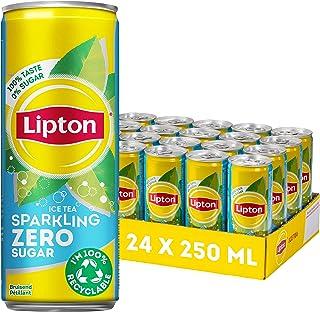 Lipton Ice Tea Sparkling ZERO - 24 blikjes - 250ML