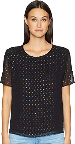 Sparkle Dot Top