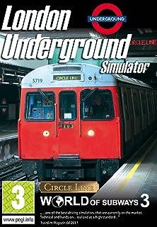 London Underground Simulator for PC DVD-ROM