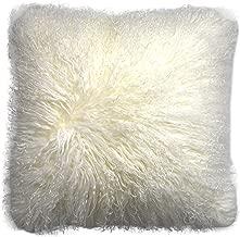 Best mongolian fur pillow costco Reviews