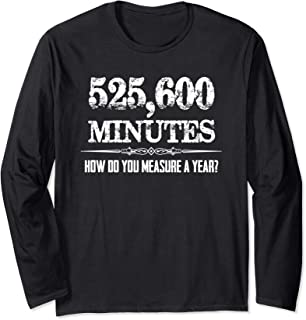 525,600 Minutes - Actor Stage Manager Gifts