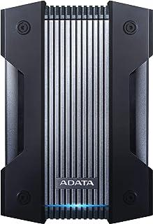 ADATA HD830 USB 3.1 externe harde schijf, nagenoeg onbreekbaar, militaire robuustheid 5TB zwart