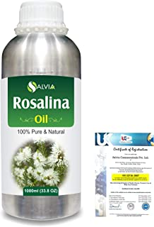 Rosalina (Melaleuca Ericifolia) 100% Natural Pure Essential Oil 1000ml/33.8fl.oz.