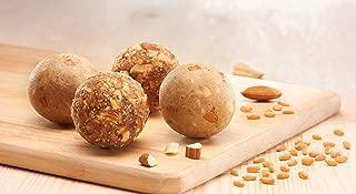 Wowladdus - Wow Duet Laddus - 220 grams - 6 pieces - Indian Dessert Sweet Mithai