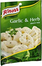 Garlic and Herbe Sauce Mix 1.60 Ounces (Case of 12)