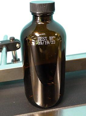 Preza Supra + Plus in Line Inkjet Coder, Inkjet Coding Machine, Date Coding Machine, Date Coder + EJ47SPW White Ink USA