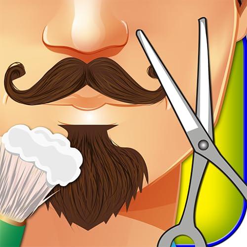 Salão de barba - Beard Salon - Jogos gratuitos para crianças .