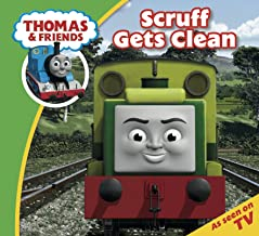 Thomas & Friends: Scruff Gets Clean (Thomas & Friends Story Time Book 16)