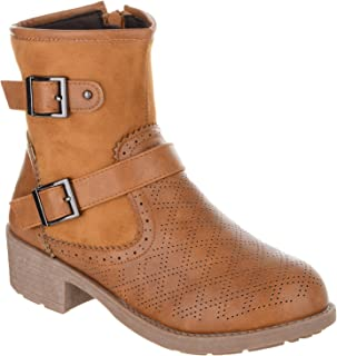 Shuz Touch Ankle Boot