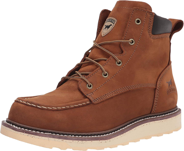 Department store Irish Setter Max 44% OFF Men's Shoe Construction Ashby