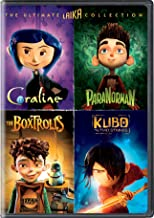 The Ultimate Laika Collection (Coraline / ParaNorman / The Boxtrolls / Kubo and the Two Strings)