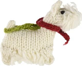 Chilly Dog Westie Dog Ornament
