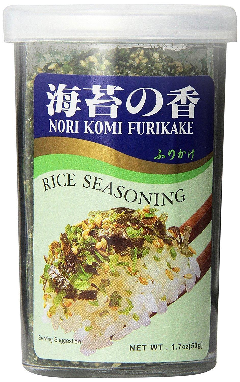 Regular dealer JFC - Nori Komi Long-awaited Furikake Rice pack of Jar Ounce Seasoning 1.7