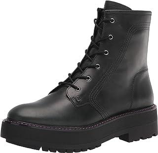 حذاء برقبة حتى منتصف الساق من Franco Sarto للنساء، ENGL أخضر، 9