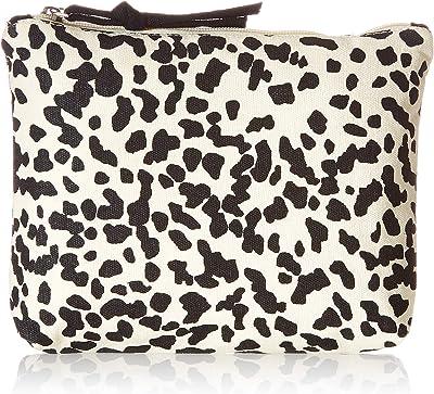 Only Onlgia Canvas Toilet Bag, Bolsa de Aseo. para Mujer, Einheitsgröße