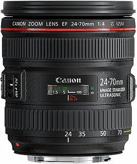 Canon EF 24-70mm f/4.0L IS USM Standard Zoom Lens - 6313B002