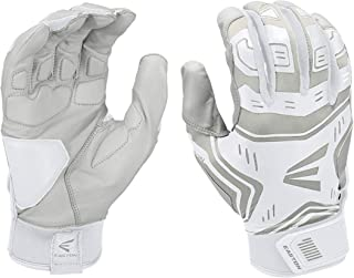 Easton Boys Batting Gloves A121010PRYM, White, One Size